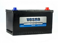 Аккумулятор Vesna Power 75Ah 740A R+ Asia