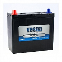 Аккумулятор Vesna Power 55Ah 540A R+ Asia 415855